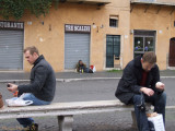 Roma - Lunch time