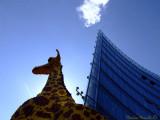 Potsdammerplatz exotic animals
