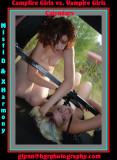 Vampire Girls in the hearse