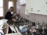 DSCF2311 Silver Polishing Day
