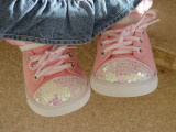 Build-A-Bear Sneakers