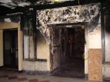fire back in april, 41 injured  COPYRIGHT PAT MORGAN 2007