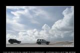 four wheel drive on dune