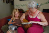 The Drumming Lesson