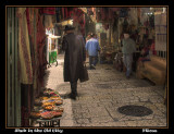 Shuk in the Old City