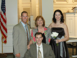 Jarrod, Jon, Pat and Jessica