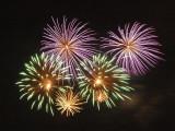 Fireworks at Tom Brown Park