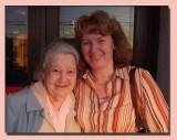 Aunt Edie & Margaret