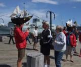 A Tall Ship Hat