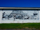 Mural in Amherst