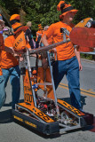 woodside/carlmont robotics team