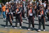 woodside high school marching band