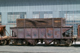 copper ore car