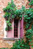 Window With Matching Grapes, Roussillon