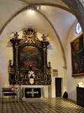 Chapel, Saint-Paul de Vence