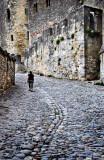 Trudging The Cobblestones, Carcassonne