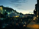 Cafés By Evening, Aix