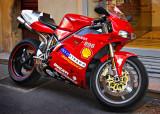 Hyper-Cool Ducati, Aix