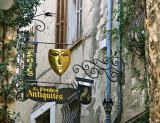 Gallery Sign #1, Saint-Paul de Vence