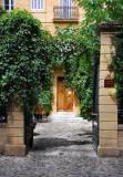 Office Entrance, Aix