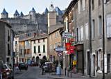 Lower City, Carcassonne