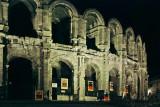 Amphitheater, Arles