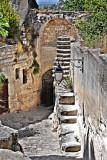 Passageway, Les Baux