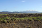 Mount Hekla in the distance