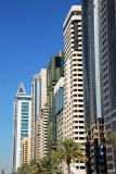 South side of Sheikh Zayed Road
