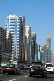 North side of Sheikh Zayed Road