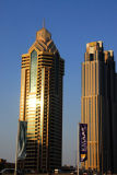 Al Manara Tower and Shangri-la Hotel