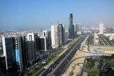 Sheikh Zayed Road from U.P. Tower