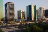 Sheikh Zayed Road, Crown Plaza