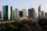 Sheikh Zayed Road - Crown Plaza to the Fairmont
