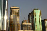 Sheikh Zayed Road Sep 2006
