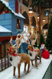 Christmas at the Ibn Battuta Mall