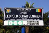 Avenue Leopold Sedar Senghor