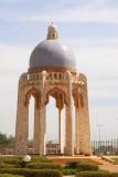 Monument, Avenue Al Qoods, Bamako