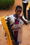 A new Fly Emirates shirt, Bamako