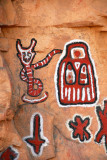 Paintings in the circumcision cave, Songho