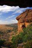 The edge of the Dogon Plateau