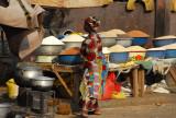 Roadside market, Parakou, Bénin