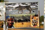 Le Parc National de la Pendjari, Bénin advertisement in Parakou