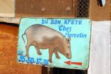 Du Bon Kpete Chez Marcelin, Abomey, Benin
