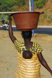 West African woman