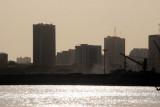Dakar skyline