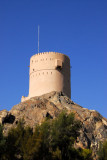 Watchtower on the outskirts of Nizwa