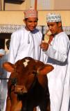 Nizwa livestock market