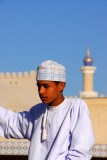 Omani boy, Nizwa