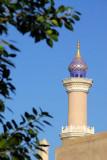 Tip of the minaret, Nizwa